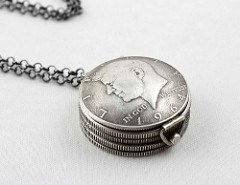 THE COIN JEWELERY OF STACEY LEE WEBBER