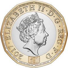 THE ROYAL MINT'S NEW 12-SIDED £1 COIN