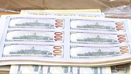 MASSIVE COUNTERFEIT CURRENCY BUST IN PERU