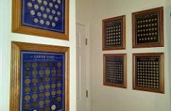 DAVID LANGE'S COIN ALBUM MUSEUM