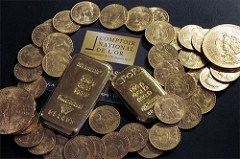 FRENCHMAN FINDS MILLIONS IN GOLD THROUGHOUT HOUSE