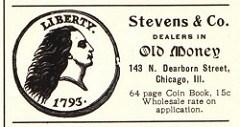 SILAS CURTIS STEVENS (1837-1919)