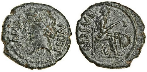 THE CUNOBELIN METALWORKER COIN