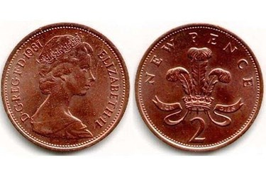 ARTICLES HIGHLIGHT 1983 TWO PENCE ERROR
