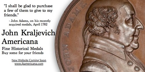 AMERICAN JOURNAL OF NUMISMATICS V25 BACK IN PRINT