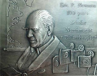 HAPPY BIRTHDAY #106, ERIC P. NEWMAN