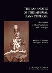 BOOK REVIEW: THE BANKNOTES OF IMPERIAL PERSIA