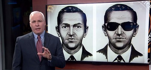 D.B. COOPER EVIDENCE CLAIMED