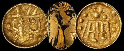 THE COLCHIS LIGHT STATER AND THE GOLDEN FLEECE