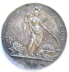 MORE ON JERNEGAN'S LOTTERY MEDAL