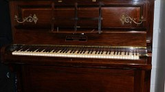 PIANO TUNER FINDS GOLD COIN STASH