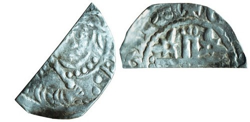 KING STEPHEN IPSWICH CUT HALFPENNY OFFERED