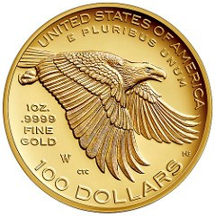 2017 AMERICAN LIBERTY GOLD COIN UNVEILED