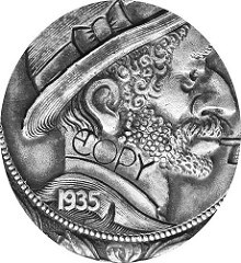 BEWARE OF HOBO NICKEL COPIES