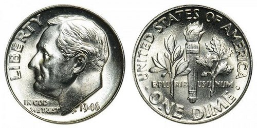 LEE LAWRIE AND THE ROOSEVELT DIME