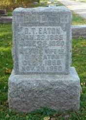 DEMETRIUS T. EATON (1855-1920)