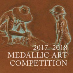 MEDALLIC SCULPTURE COMPETITION FOR EMERGING ARTISTS