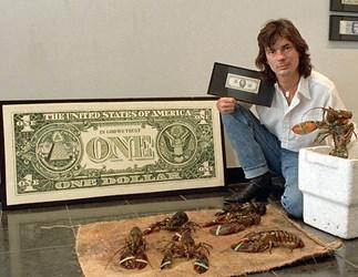 MORE ON MONEY ARTIST J.S.G. BOGGS