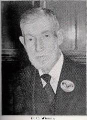 DAVID CASSEL WISMER (1857-1949)