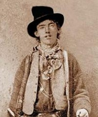 'BILLY THE KID' FRACTIONAL CURRENCY NOTE OFFERED