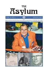 ASYLUM SPRING 2017 ISSUE PUBLISHED
