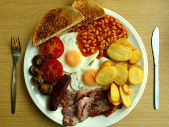 ENGLISH BREAKFAST CONSIDERED FOR COIN DESIGN