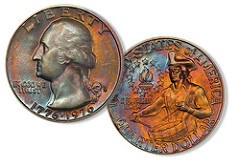 THE 1976 U.S. BICENTENNIAL COINAGE