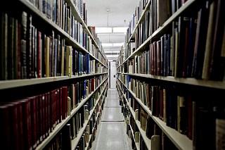 NEW YORK PUBLIC LIBRARY UNDERGROUND STORAGE