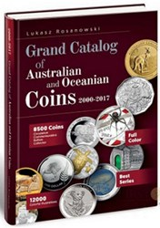 NEW BOOK: GRAND CATALOG OF AUSTRALIAN AND OCEANIAN COINS