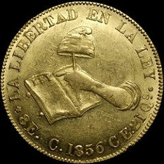 NUMISMATIC CONSERVATION: GLUE RESIDUE