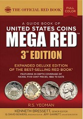 NEW BOOK: DELUXE GUIDE BOOK OF U.S COIN, 3RD ED