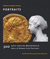 NEW BOOK: PORTRAITS - 500 YEARS OF ROMAN COIN PORTRAITS