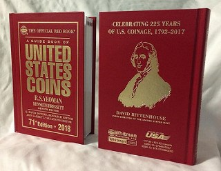 NEW BOOK: 2018 RED BOOK HONORS RITTENHOUSE