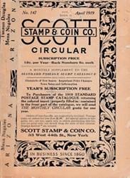 SCOTT STAMP & COIN COMPANY, LTD.