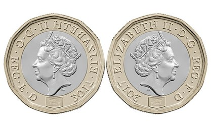 ALL NEW £1 COINS RECALLED