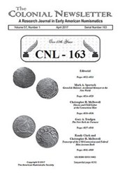 COLONIAL NEWSLETTER APRIL 2017 ISSUE PUBLISHED