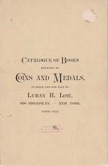 LYMAN HAYNES LOW (1844-1924)