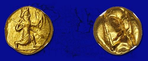 PERSIA?S ACHAEMENIDAE GOLD DARIC