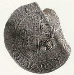 SILVER COINS FOUND IN IRELAND