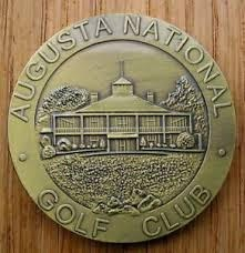 THE NUMISMATICS OF GOLF