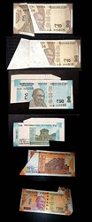 INDIAN COLLECTOR OF ERROR BANKNOTES PROFILED