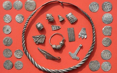 'HARALD BLUETOOTH' MEDIEVAL TREASURE FOUND
