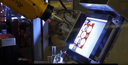 VIDEO: ROBOTS AT THE SAN FRANCISCO MINT