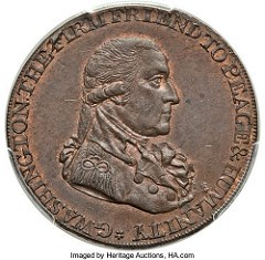 NEWMAN PORTAL SEARCH: WASHINGTON GRATE CENT