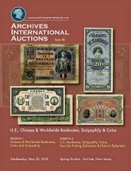 ARCHIVES INTERNATIONAL SALE 48
