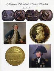 BOOK REVIEW: MATTHEW BOULTON'S NAVAL MEDALS
