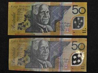 COUNTERFEIT AUSTRALIA $50 BANKNOTES