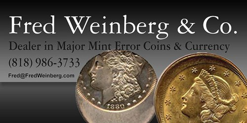 WAYNE'S NUMISMATIC DIARY: OCTOBER 14, 2018