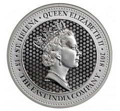 QUERY: EAST INDIA COMPANY COIN FIELD PATTERN