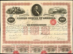 HERZOG COLLECTION OF U.S. LOAN CERTIFICATES